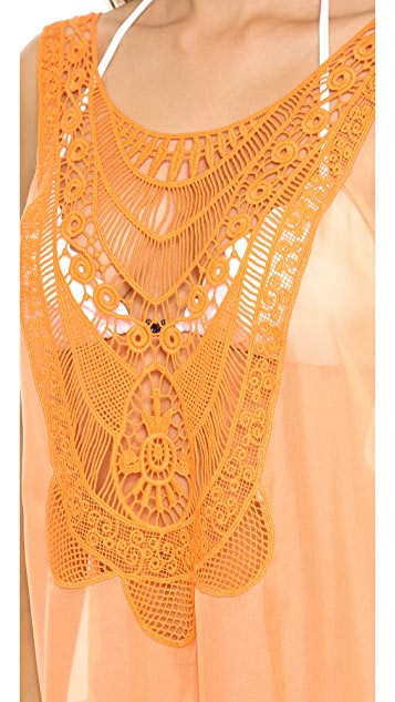 Miguelina Leighanne Cover Up Dress