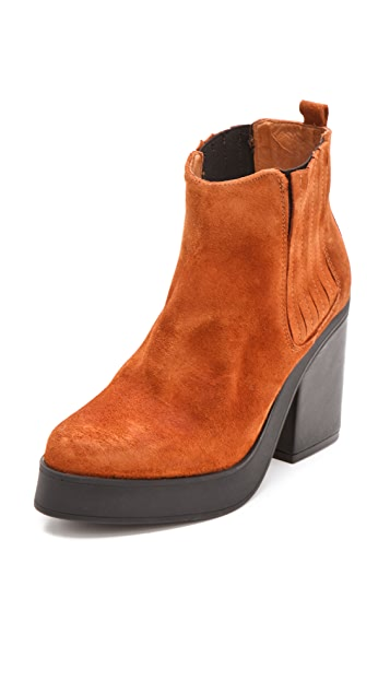 Miista May Slip On Booties