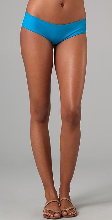 MIKOH Bali Basic Booty Bikini Bottoms