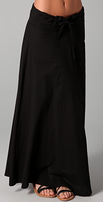 MIKOH East Hampton Long Skirt