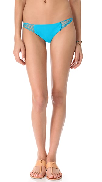 MIKOH Lanai Loop Side Bikini Bottoms