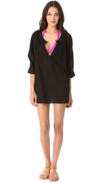 MIKOH Waikiki Oversized Cover Up