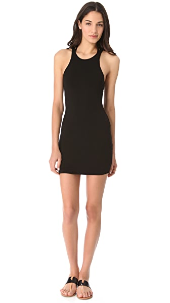MIKOH Honolua Cover Up Mini Dress