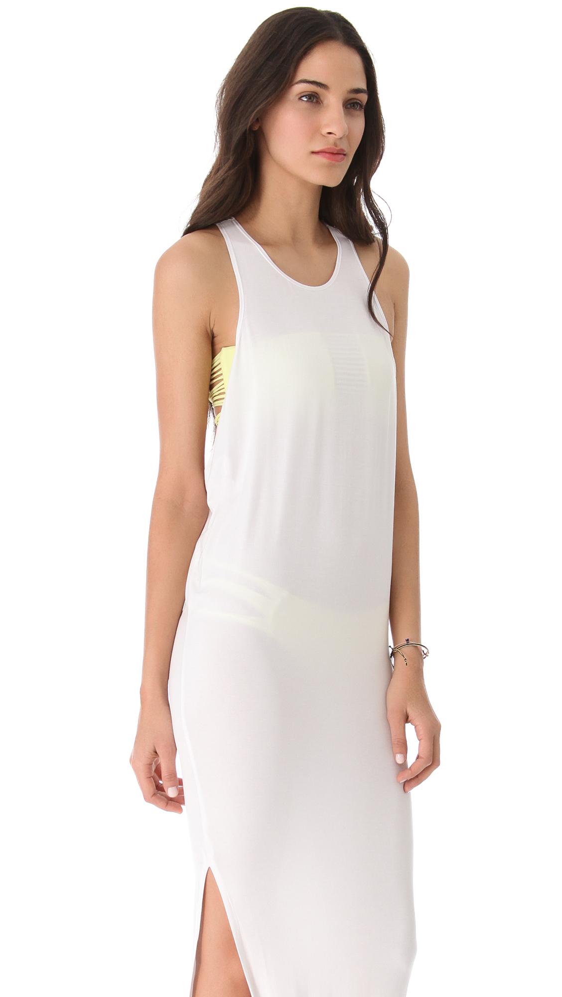 f71b3230f1 MIKOH Mavericks Cover Up Maxi Dress | SHOPBOP