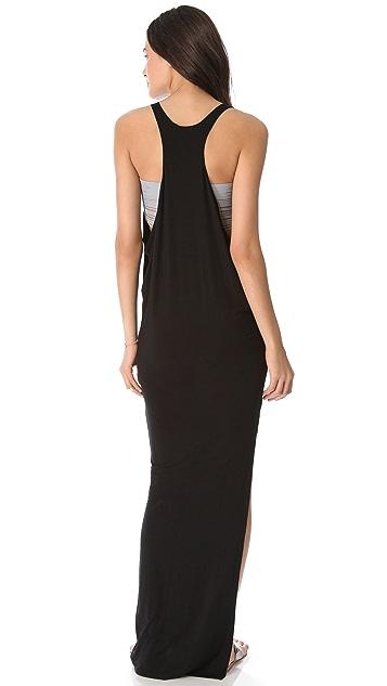 MIKOH Mavericks Cover Up Maxi Dress