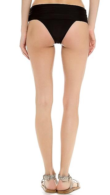 MIKOH Shikoku High Waist Bikini Bottoms