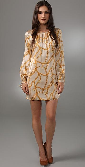 Milly Simone Sleeve Dress