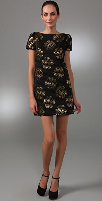 Milly Avryle Mini Dress