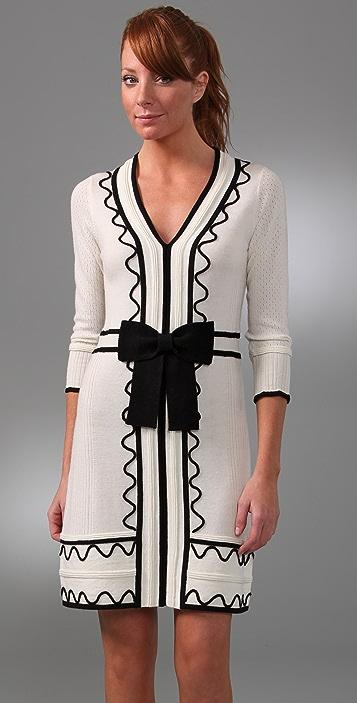 Milly Valentina Sweater Dress