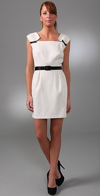 Milly Alycia Pencil Mini Dress