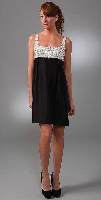 Milly Balconet Mini Dress