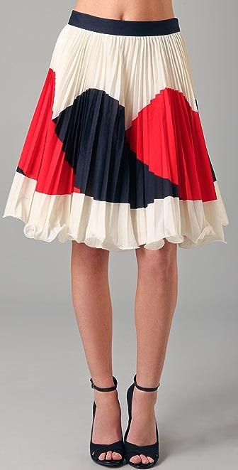 Milly Justene Skirt