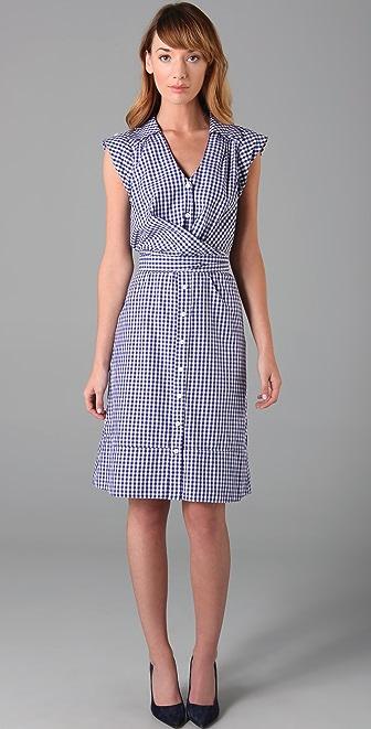 Milly Wrap Weekend Dress