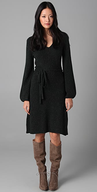 Milly Boho Gabrielle Sweater Dress