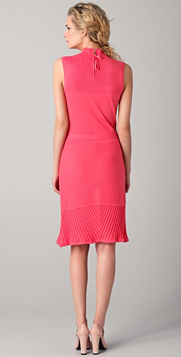Milly Belted Alexa Dress