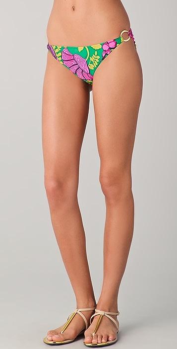 Milly Positano Bikini Bottoms