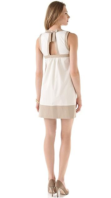 Milly Paloma Colorblock Dress