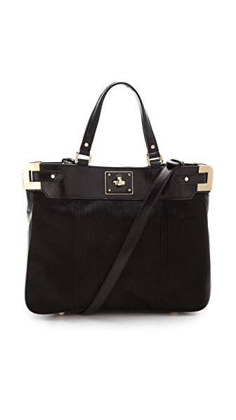 Milly Amelia Haircalf Tote