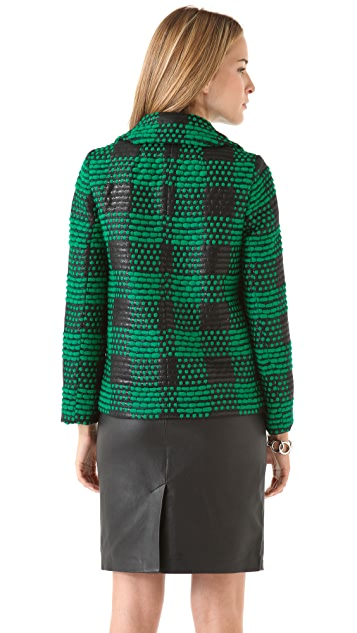 Milly Montparnasse Pea Coat
