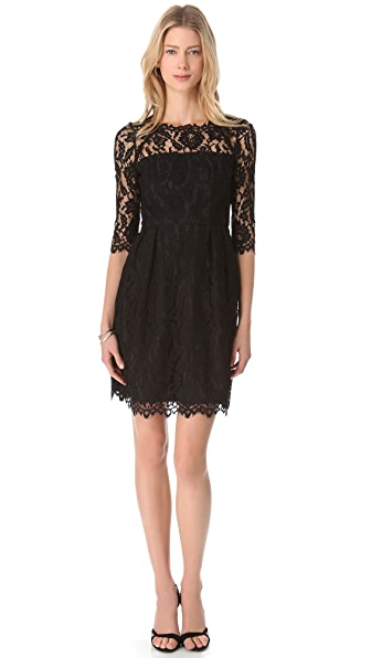 Milly Stella Lace Dress