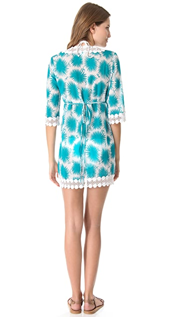 Milly Polynesian Cover Up Dress