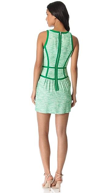 Milly Jamie Combo Day Dress