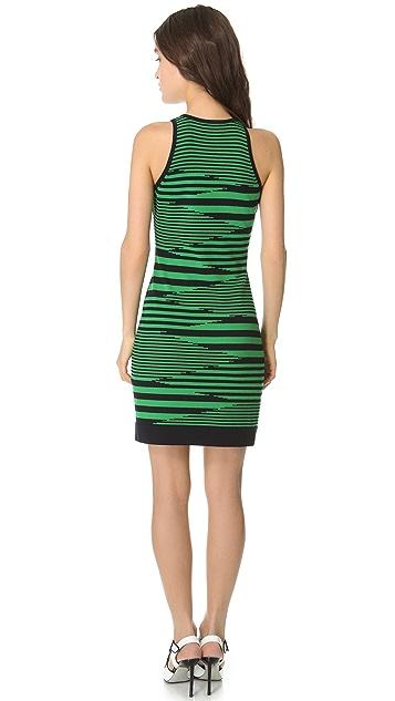 Milly Mirage Sleeveless Dress