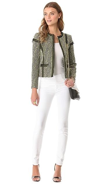 Milly Lia Trim Jacket