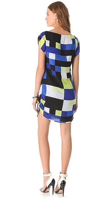 Milly Chloe Drawstring Dress