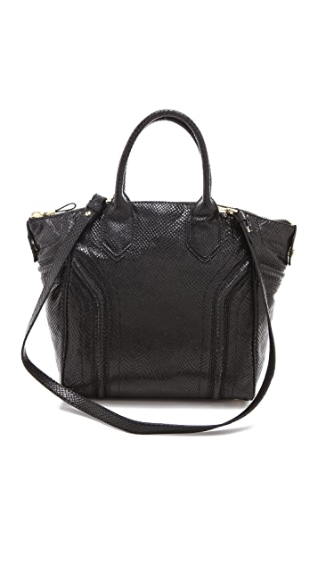 Milly Zoey Embossed Tote