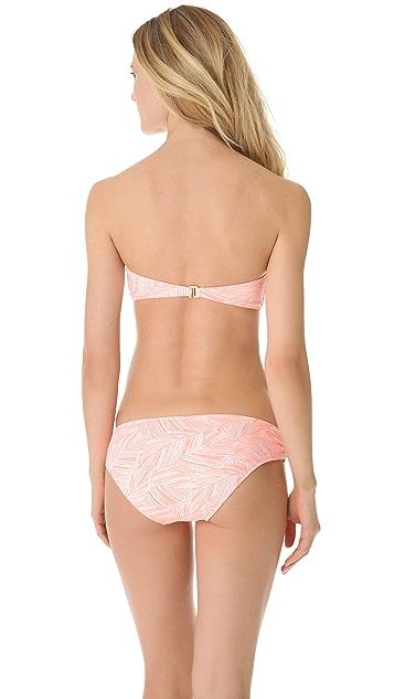Milly Elise Bay Bandeau Bikini Top