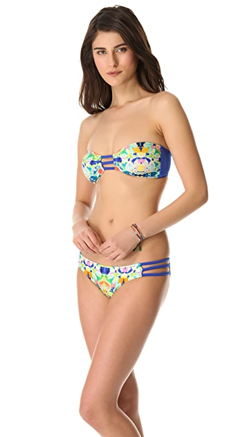 Milly Lanai Bandeau Bikini Top