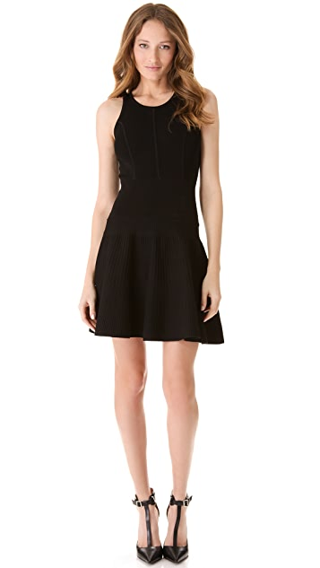 Milly Delilah Flare Dress
