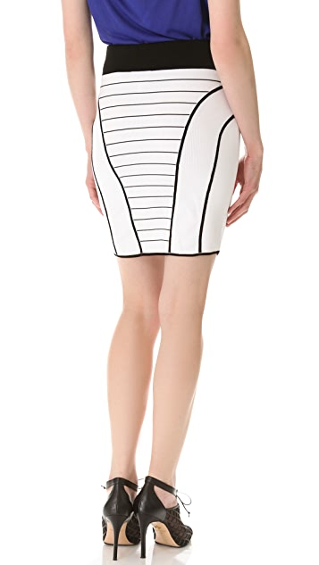 Milly Camille Pencil Skirt