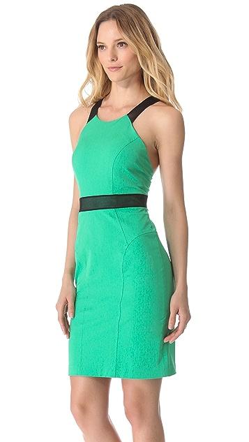 Milly X-Back Dress