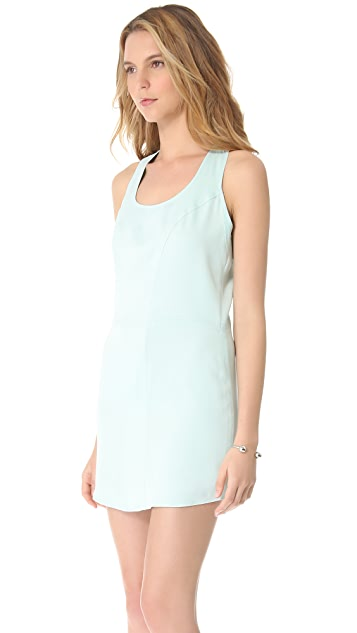 Milly Amelia T Back Tank Dress
