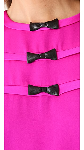 Milly Isabel Bow Top