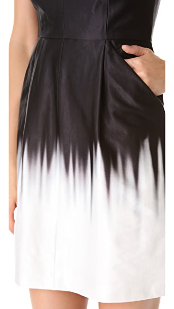 Milly Coco Ombre Dress