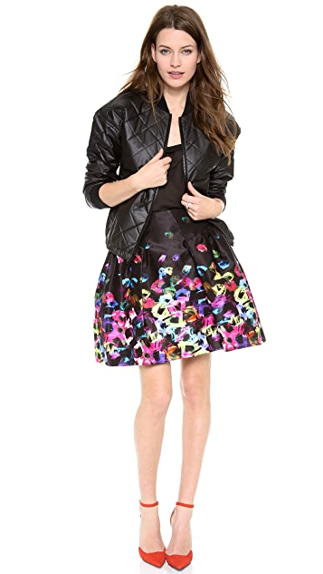 Milly Pouf Skirt