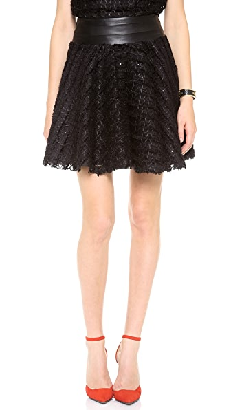 Milly Delphine Circle Skirt
