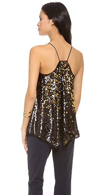Milly Gathered Tank