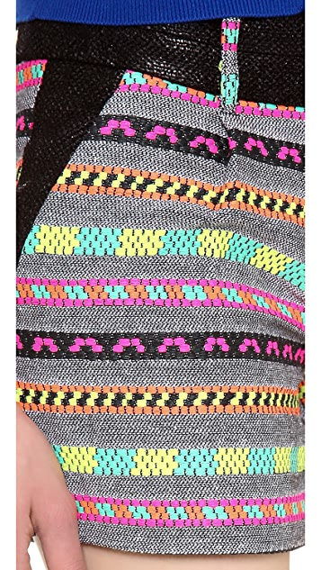 Milly Side Pocket Shorts