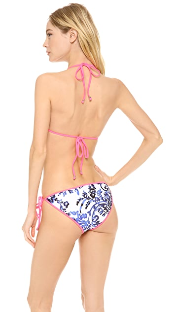 Milly Biarritz String Bikini Top