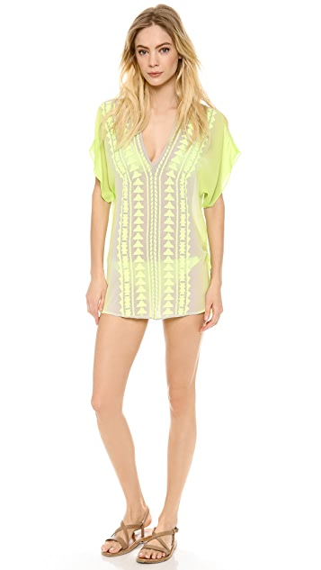 Milly Anguilla Crochet Tunic