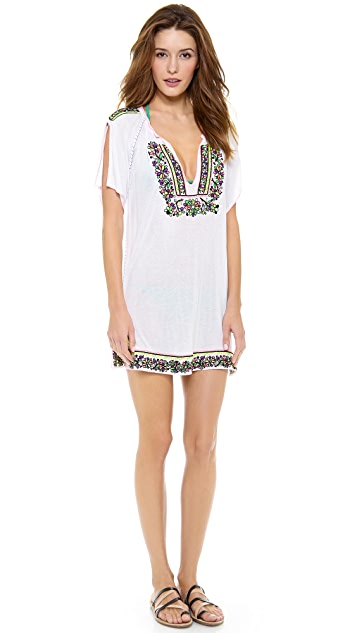 Milly Flamenco Cover Up Tunic