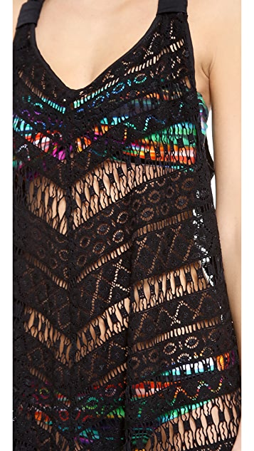 Milly Draped Cover Up Tunic