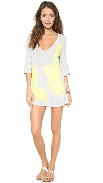 Milly Marapa V Neck Tunic