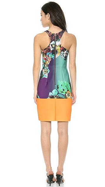 Milly Sea Blossom Sheath Dress