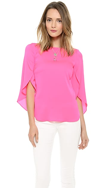 Milly Butterfly Blouse