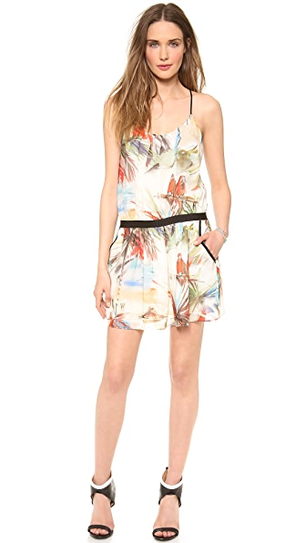 Milly Racer Back Dress